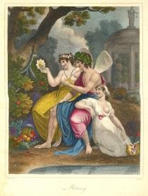 Encyclopaedia Londinensis, Richard Corbould, transit of Venus, botany, astronomy, Mrs Morgan's Florilegium, Natalie Waddell,